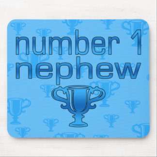 Number 1 Nephew Mouse Pad