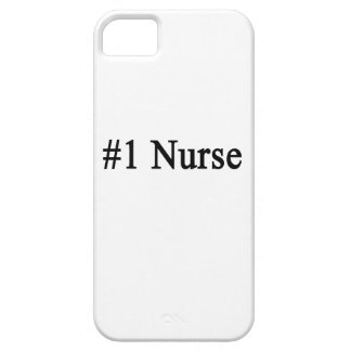 Number 1 Nurse iPhone 5 Covers
