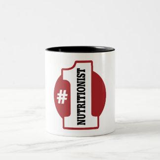 Number 1 Nutritionist Mugs