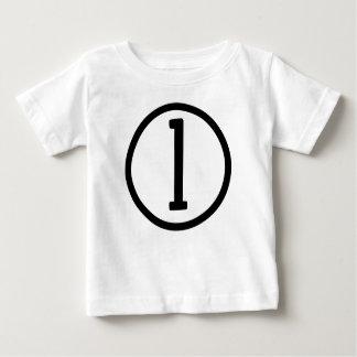 Number 1 Shirt