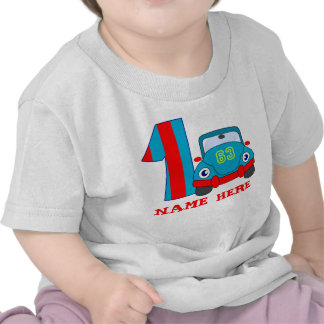 Number 1 Shirt FIRST Birthday 1 Year Old T SHIRT