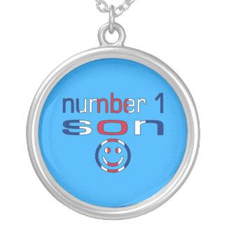 Number 1 Son ( Son's Birthday ) Pendant