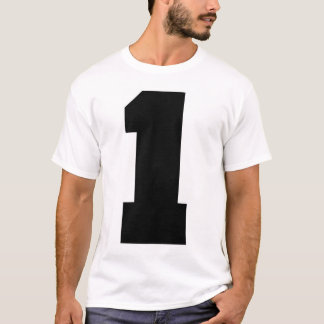 Number 1 Sport (front and back) T-Shirt