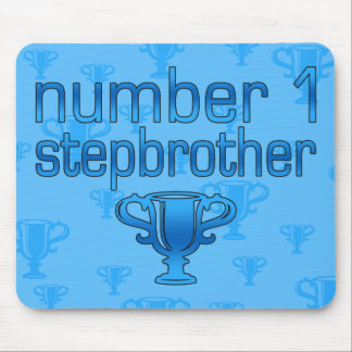Number 1 Stepbrother Mouse Pad