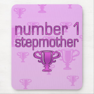 Number 1 Stepmother Mouse Pad