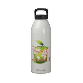 Number 1 Teacher Drinking Bottles