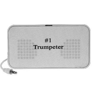 Number 1 Trumpeter Speaker System