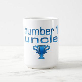 Number 1 Uncle Coffee Mug