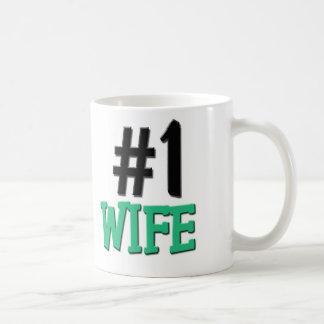 Number 1 Wife Coffee Mug