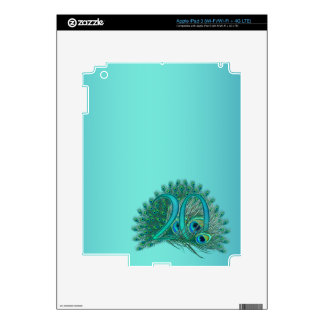 Number 20 / age / years / 20th birthday template decals for iPad 3