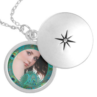 Number 20 / age / years / 20th birthday template locket necklace