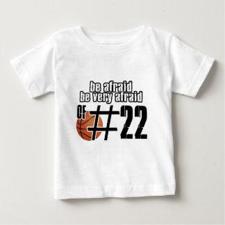 Number 22 Basketball designs Tee Shirts