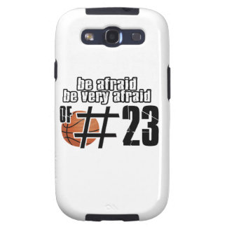Number 23 Basketball designs Galaxy S3 Cover