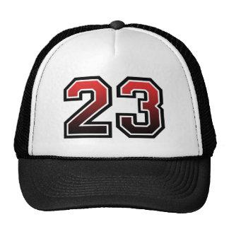 Number 23 Classic Trucker Hat