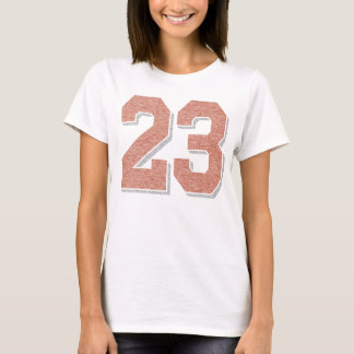 Number 23 T-Shirt