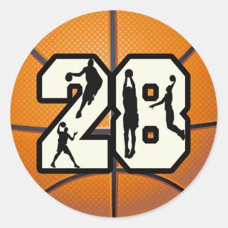 [GAME] Vamos contar com imagens! - Página 2 Number_28_basketball_sticker-r09cc855fa4224f15b2024fdb128792cc_v9wth_8byvr_324