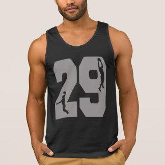 Number 29 & Basketball Players Tanktop