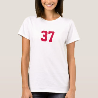 number 37 T-Shirt