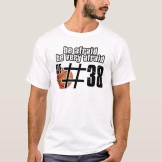 Number 38 Basketball designs T-Shirt