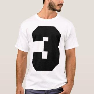 Number 3 Sport (frontside and backside print) T-Shirt