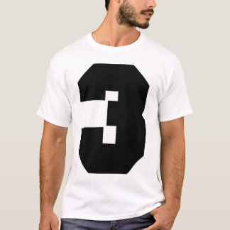 Number 3 Sport T-Shirt