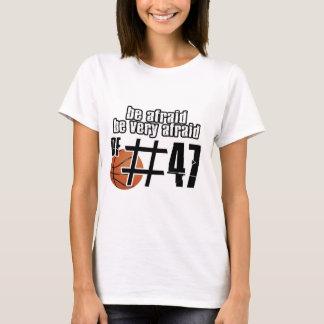 Number 47 Basketball designs T-Shirt