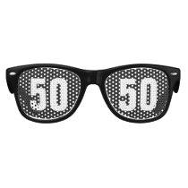 Number 50 Sunglasses