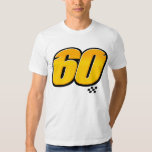 Number 60 t-shirt