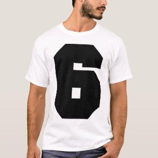 Number 6 Sport T-Shirt
