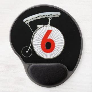 Number 6 The Prisoner Gel Mouse Pad
