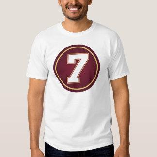 Number 7 shirt
