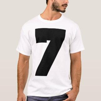 Number 7 Sport T-Shirt