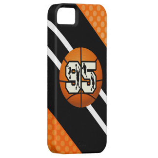 Number 95 Basketball iPhone SE/5/5s Case