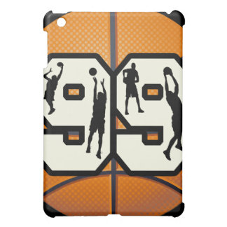 Number 99 Basketball Cover For The iPad Mini