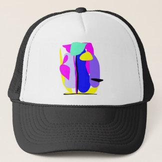 Number 9 trucker hat