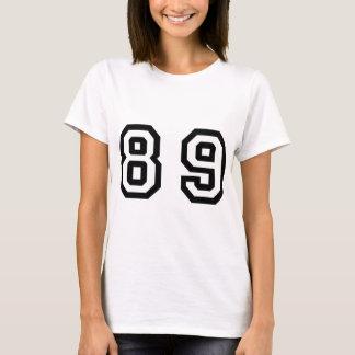Number Eighty Nine T-Shirt