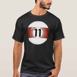 Number Eleven Billiard Ball T-Shirt