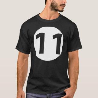 Number eleven T-Shirt