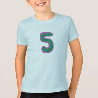 Number Five Shirt