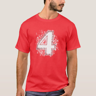Number Four T-Shirt