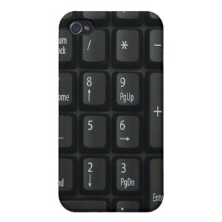 Number Keypad iPhone 4/4S Case Cover