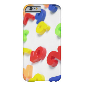Number magnets barely there iPhone 6 case