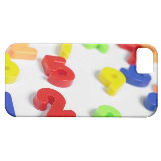 Number magnets iPhone SE/5/5s case