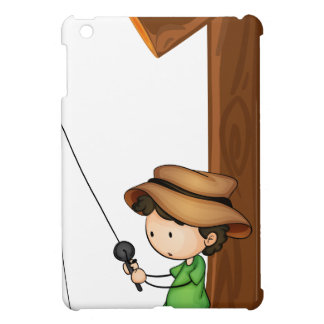 Number nine case for the iPad mini