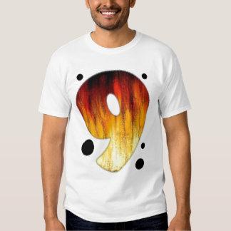Number Nine T shirt #9