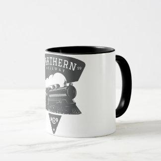 Number Nine Train Mug