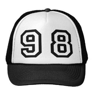 Number Ninety Eight Trucker Hat