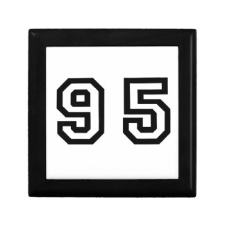 Number Ninety Five Gift Box