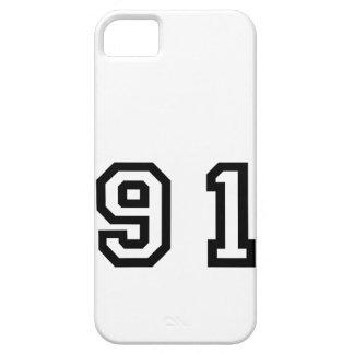 Number Ninety One iPhone SE/5/5s Case