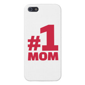 Number No. 1 Mom Cover For iPhone 5/5S